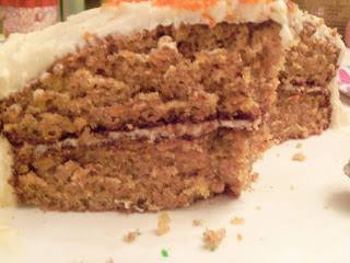 Incredible Carrot Cake