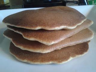 Homemade {Healthier} Pancake Mix