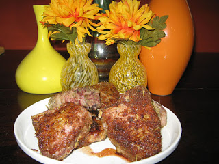 Easter Menu: Herb & Garlic Crusted Lamb Chops