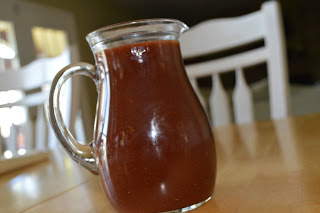 Homemade Barbecue Sauce {Way  Better Than Bottled!}