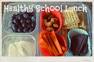 Let's Talk Lunch! Making the Best Healthy Lunch For Your Child
