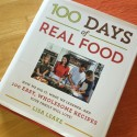 100 Days of Real Food Cookbook Review {and Giveaway!}