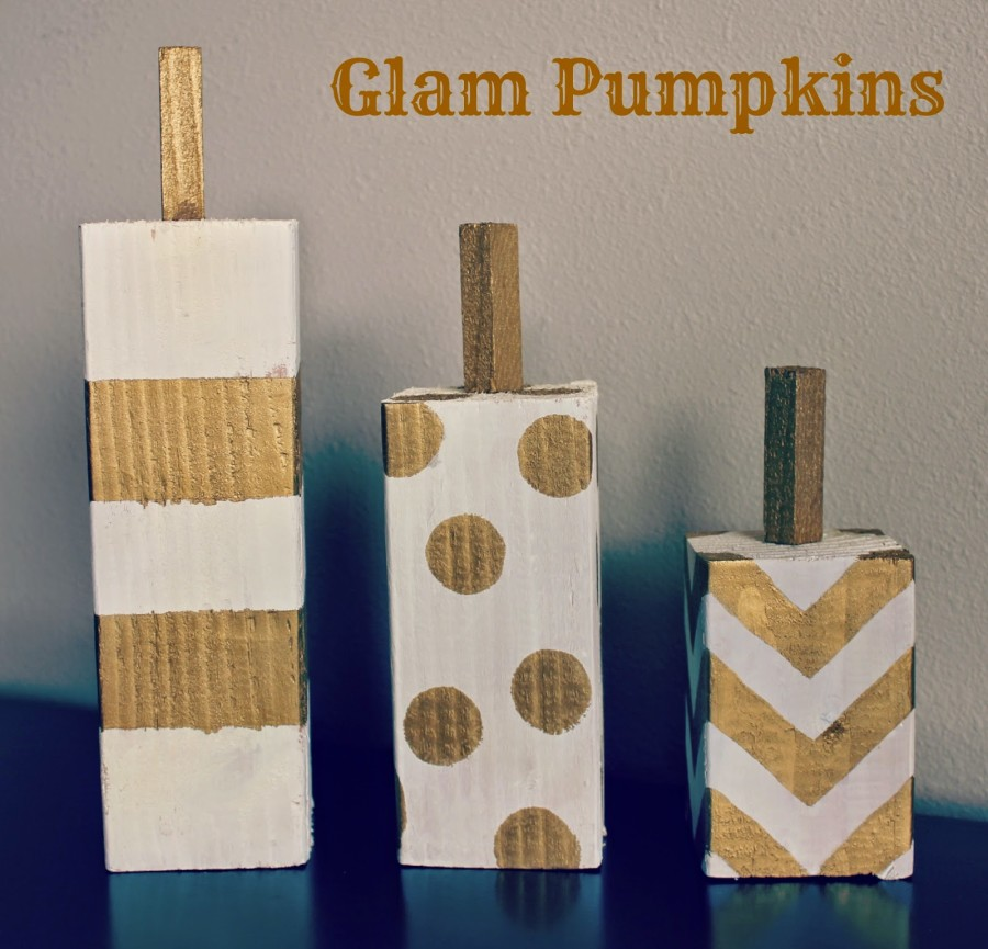 glam pumpkins1