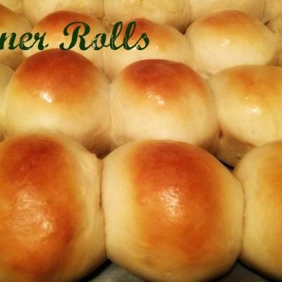 Thanksgiving Sides: Dinner Rolls