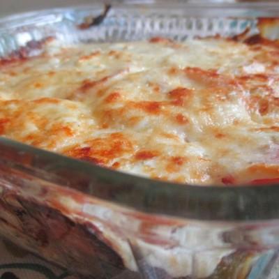 "Zucchini ""Parmesan"""