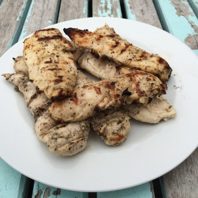 Garlic Lemon Marinade