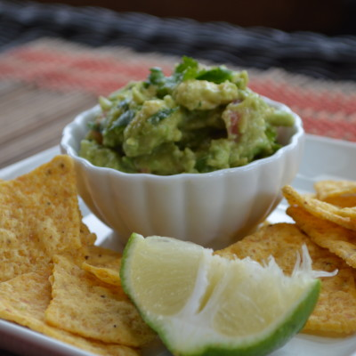 Guacamole { Two Ways! }