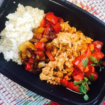 Make Ahead Lunch Burrito Bowls {Paleo, Whole 30 Compliant…and Delicious!}