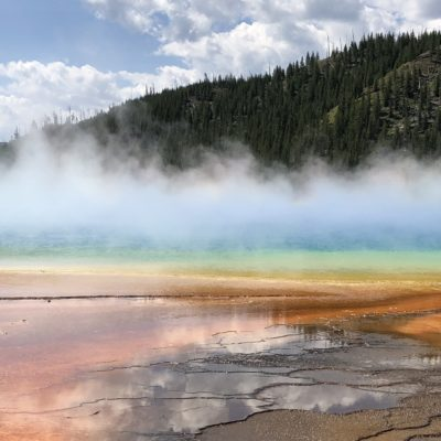 Girl and Her Kitchen Travel Series: Out West Road Trip {Part Three – Yellowstone National Park}